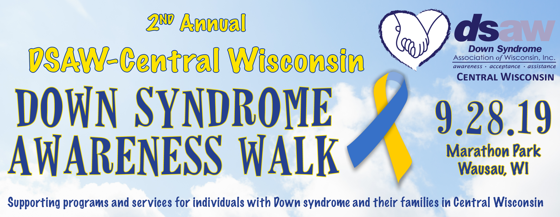 Central Wisconsin Down Syndrome Awareness Walk 2019